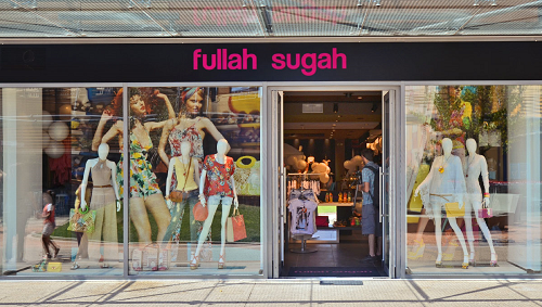 Fullah Sugah boutique